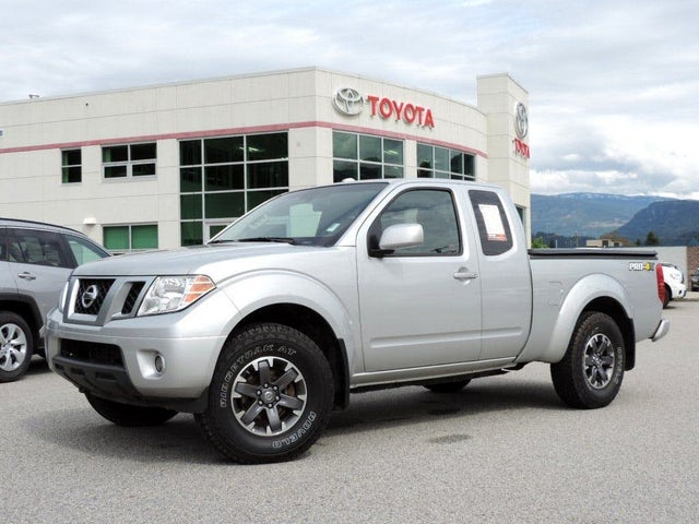 2016 Nissan Frontier PRO-4X King Cab 4WD