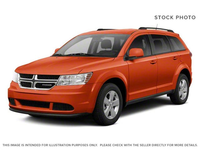 2013 Dodge Journey Canada Value Package FWD