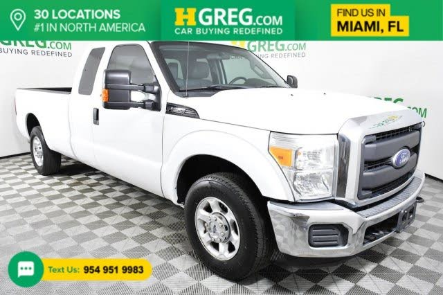 2016 Ford F-250 Super Duty XL SuperCab LB