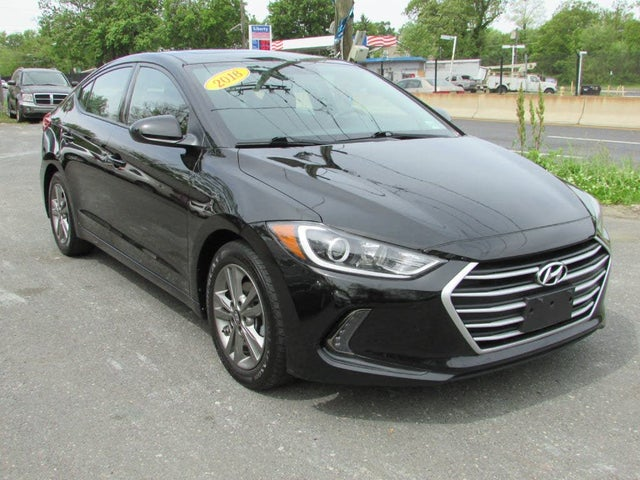 2018 Hyundai Elantra Value Edition Sedan FWD