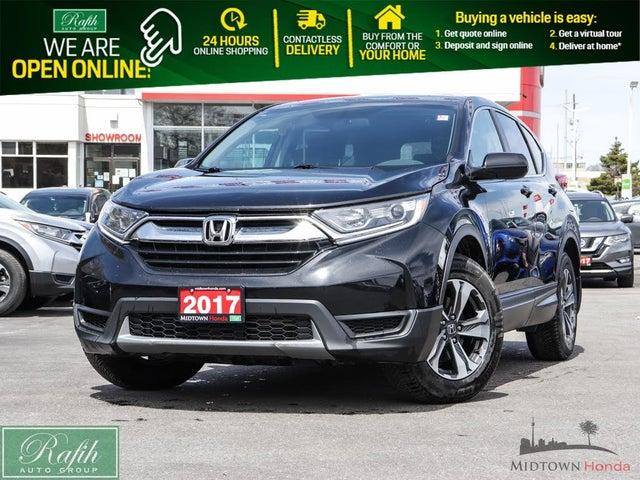2017 Honda CR-V LX FWD