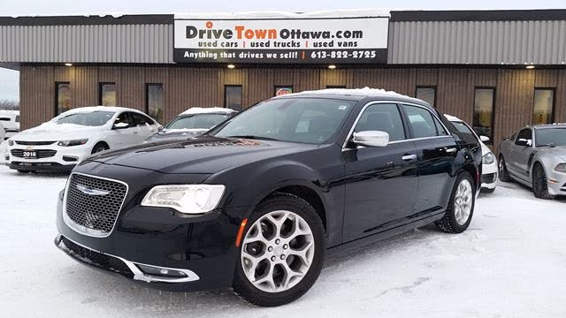 2017 Chrysler 300 C Platinum AWD