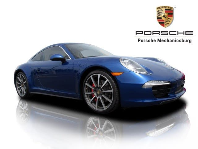 2013 Porsche 911 Carrera 4S AWD