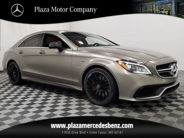 2015 Mercedes-Benz CLS-Class CLS AMG 63 S-Model