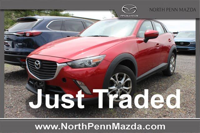 2016 Mazda CX-3 Touring AWD