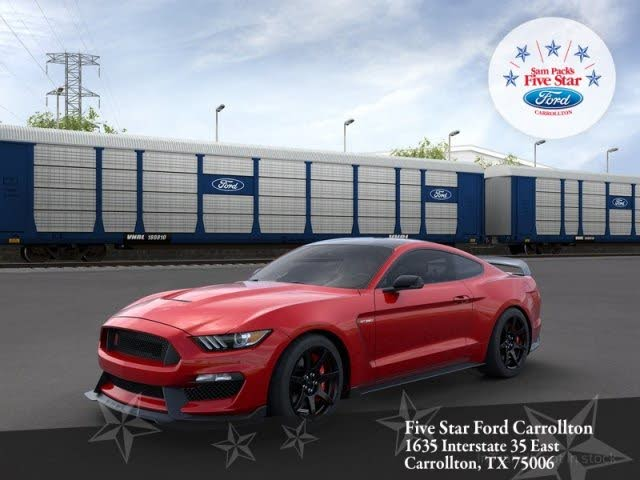 2020 Ford Mustang Shelby GT350 R RWD