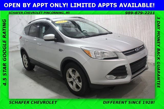 2015 Ford Escape SE AWD