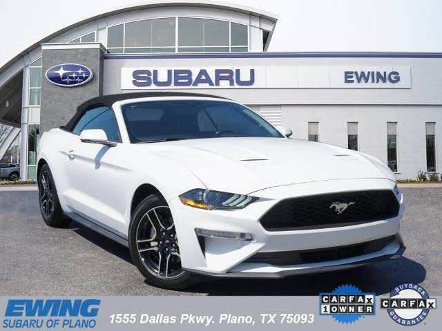 Used Ford Mustang For Sale In Fort Worth Tx Cargurus