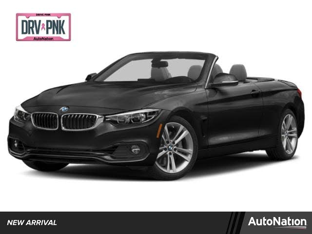 2020 BMW 4 Series 440i Convertible RWD