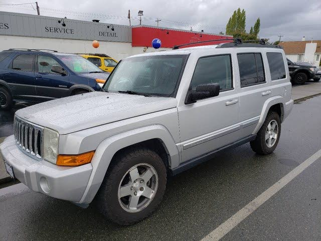 2010 Jeep Commander Sport 4WD