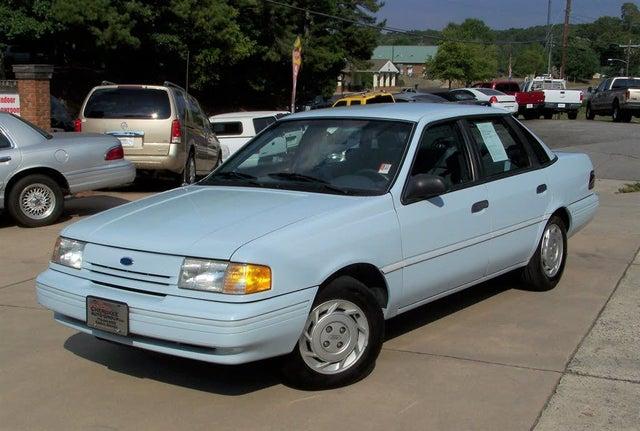 1992 Ford Tempo 4 Dr GL Sedan