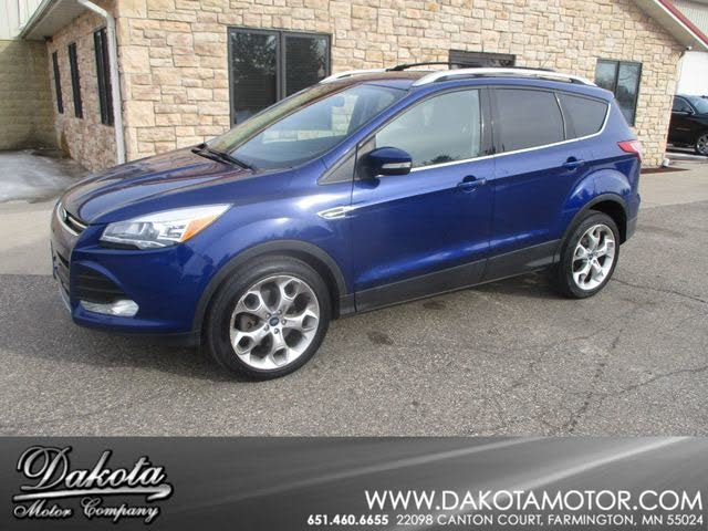 2013 Ford Escape Titanium AWD