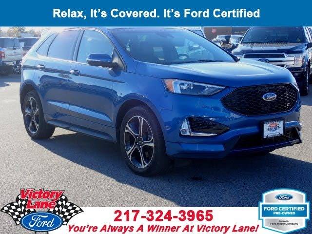 2019 Ford Edge ST AWD