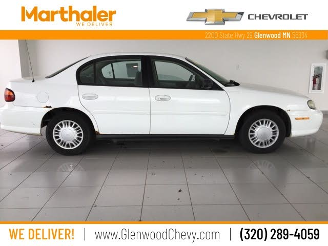 2005 Chevrolet Classic FWD
