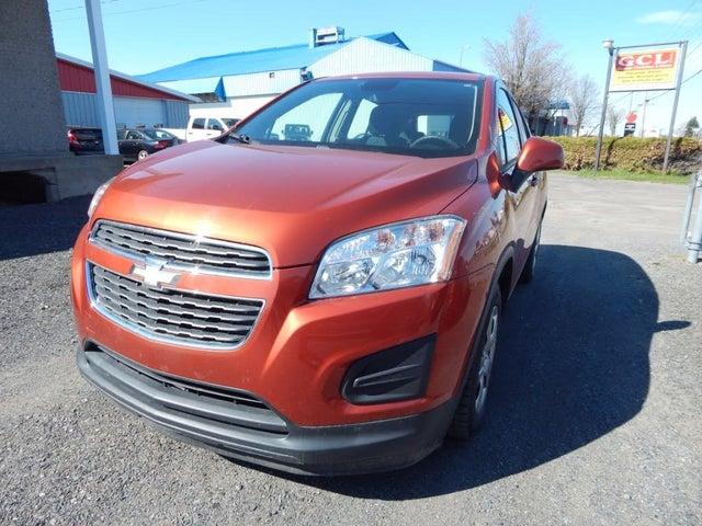 2014 Chevrolet Trax LS FWD