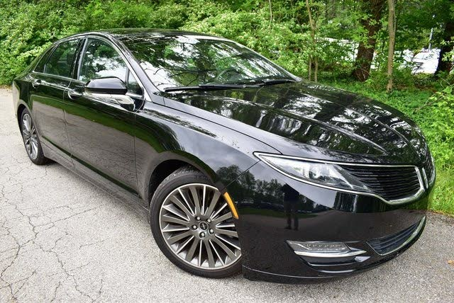 2016 Lincoln MKZ Black Label AWD