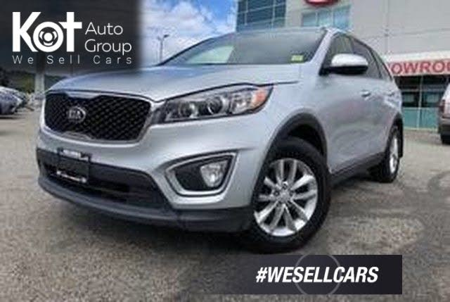2016 Kia Sorento LX Plus Turbo AWD
