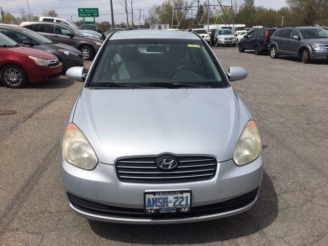 2007 Hyundai Accent GL Sedan FWD