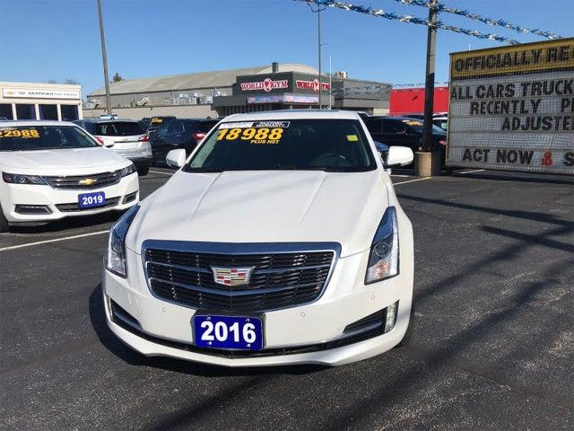 2016 Cadillac ATS 2.0T Premium AWD