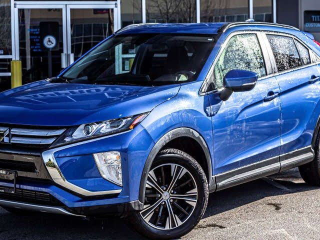 2019 Mitsubishi Eclipse Cross SE AWD with Tech