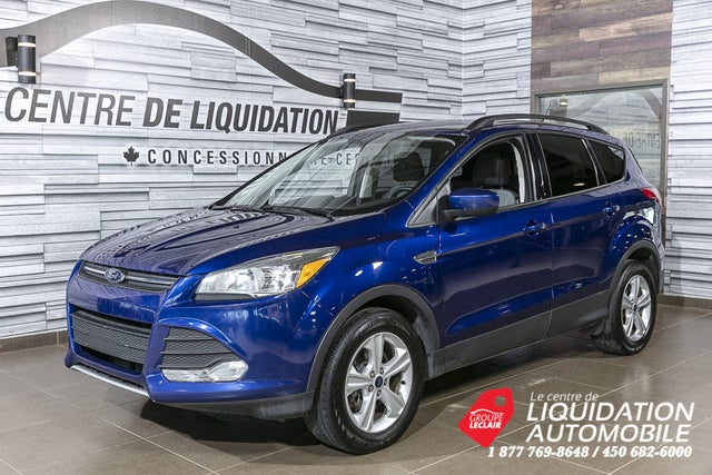 2016 Ford Escape SE AWD
