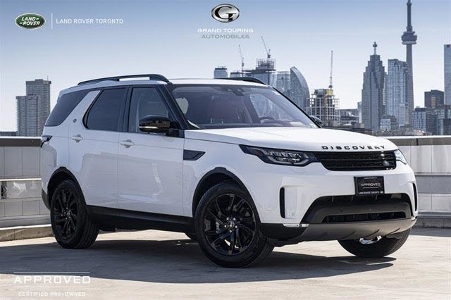 2019 Land Rover Discovery Td6 HSE Luxury AWD