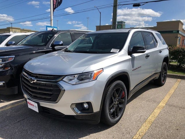 2020 Chevrolet Traverse Premier AWD