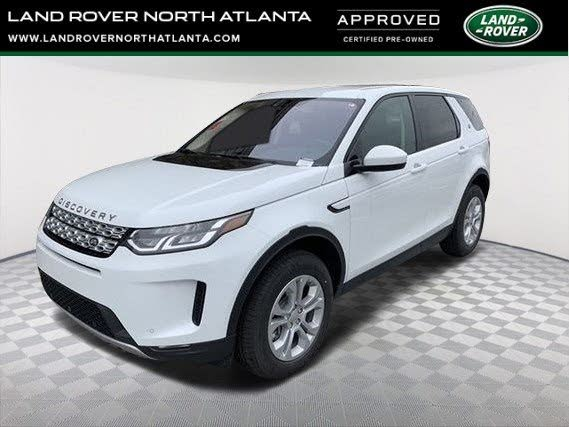 2020 Land Rover Discovery Sport S AWD