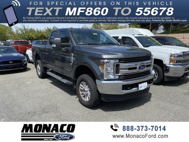 2018 Ford F-350 Super Duty XL SuperCab 4WD