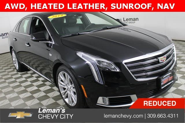 2019 Cadillac XTS Luxury AWD for Sale in Springfield, IL ...