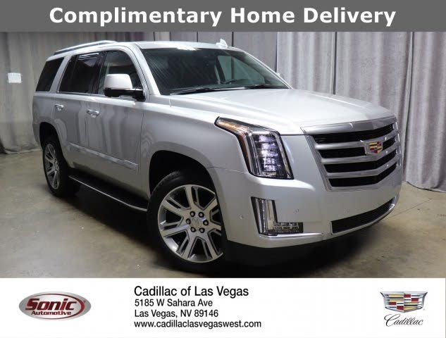 New Cadillac Escalade For Sale In Las Vegas Nv Cargurus