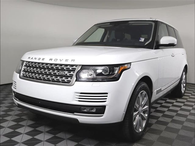 2016 Land Rover Range Rover Td6 HSE 4WD