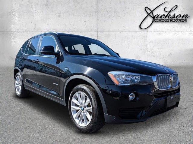 2017 BMW X3 xDrive28i AWD