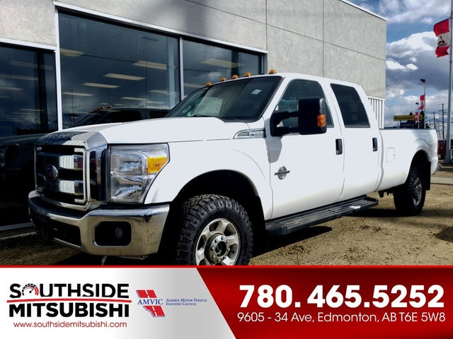 2015 Ford F-350 Super Duty XLT Crew Cab 4WD