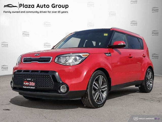 2016 Kia Soul SX Luxury