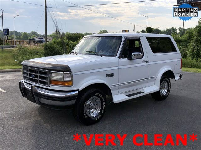1994 Ford Bronco XLT 4WD