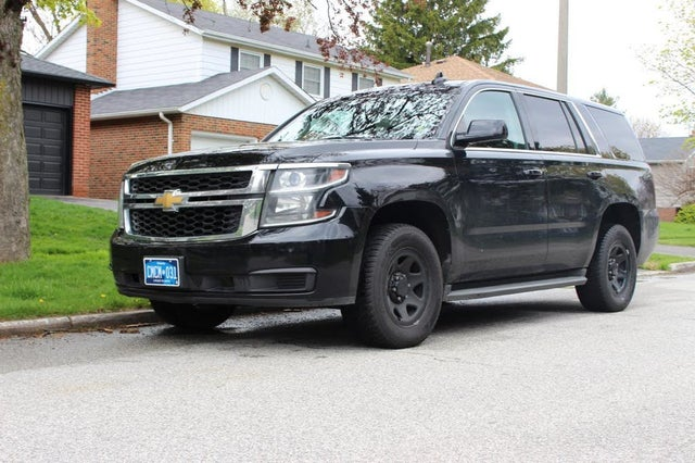 2015 Chevrolet Tahoe Police 4WD
