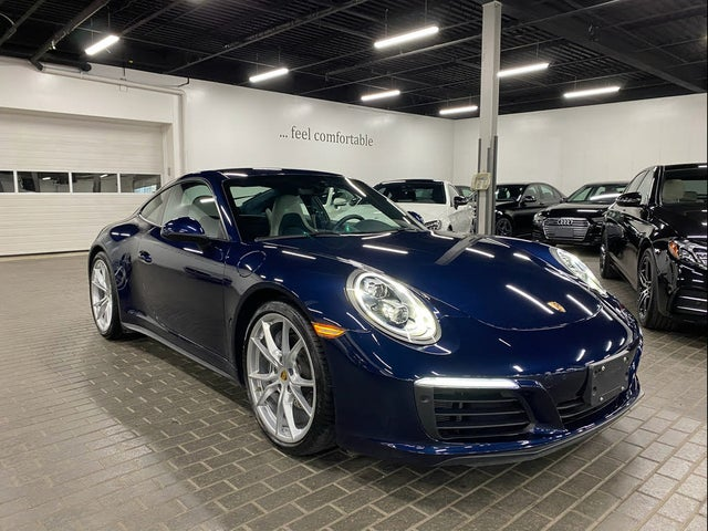 2019 Porsche 911 Carrera 4 Coupe AWD