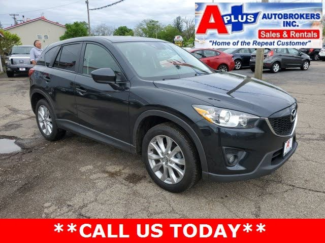 2014 Mazda CX-5 Grand Touring AWD