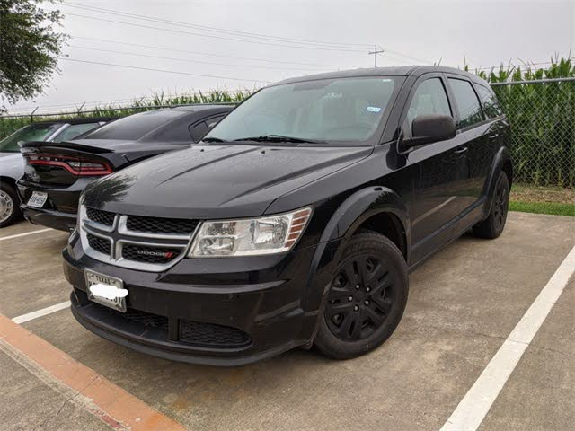 2015 Dodge Journey American Value Package FWD