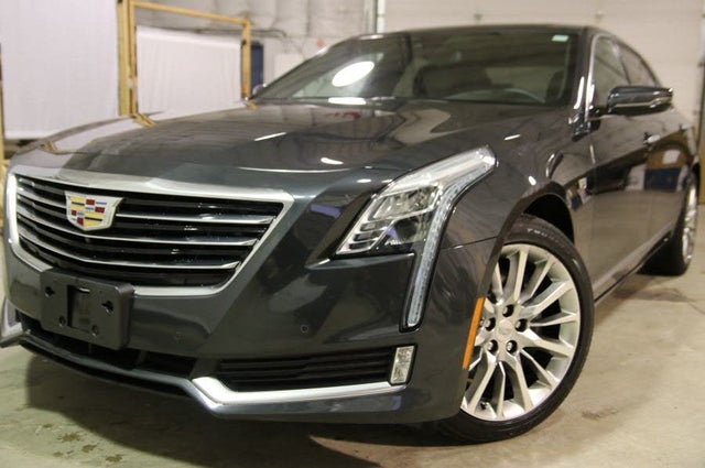 2016 Cadillac CT6 3.6L Luxury AWD