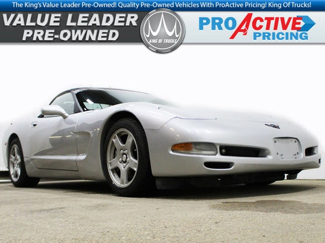 1998 Chevrolet Corvette Convertible RWD