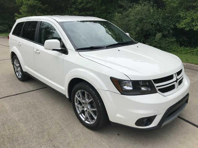 2014 Dodge Journey R/T FWD