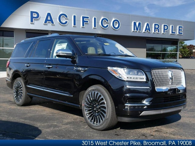 2019 Lincoln Navigator L Black Label 4WD