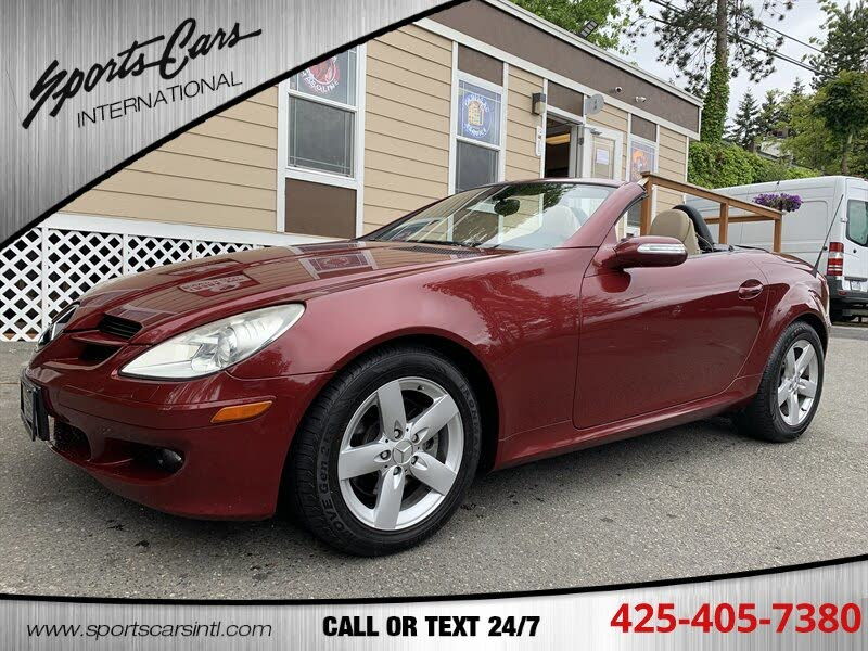 Used 2007 Mercedes Benz Slk Class Slk 280 For Sale With Photos