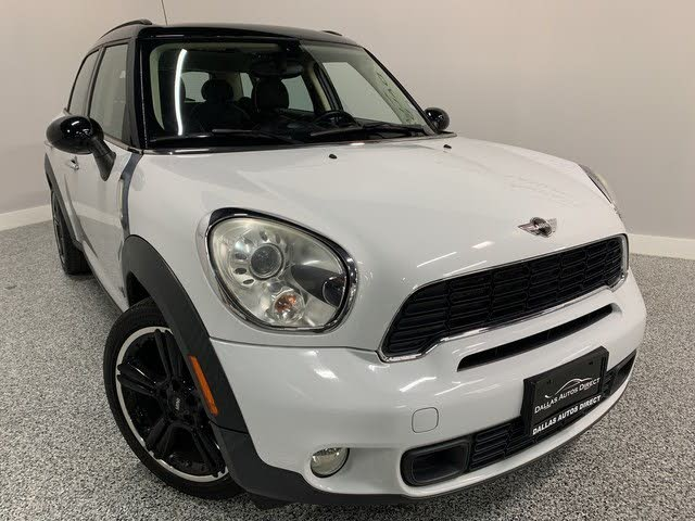 2011 MINI Countryman S ALL4 AWD