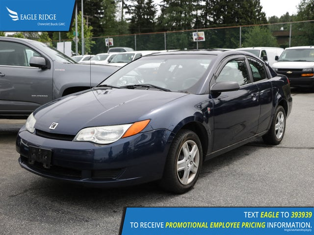 2007 Saturn ION 2 Quad Coupe
