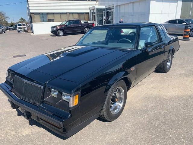 1986 Buick Regal T Type Turbo Coupe RWD