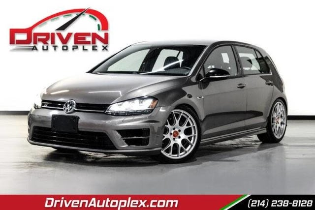 2016 Volkswagen Golf R 4-Door with DCC and Navigation