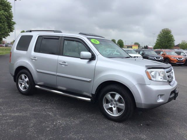 2010 Honda Pilot EX-L with DVD 4WD for Sale in Chicago, IL ...